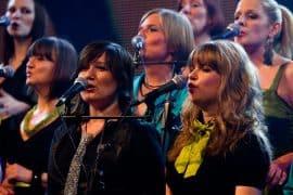 Female choir
