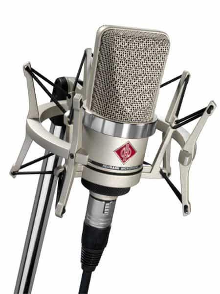 Neumann's TLM 102 Recording Mic