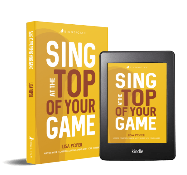 Sing at the Top of Your Game - by Singsician